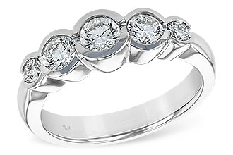 F110-96856: LDS WED RING 1.00 TW